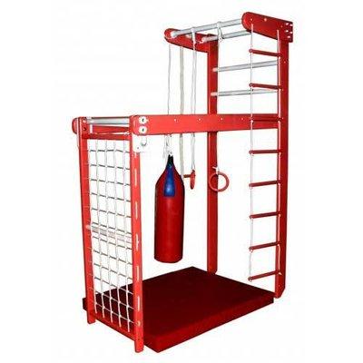 Спортивный уголок-трансформер RED Стандарт