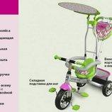 Детский трехколесный велосипед Super Trike VT1422 Детский трехколесный велосипед Super Trike VT1