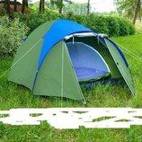 Палатка Сampela Forest 3. 2 цвета. Ol.