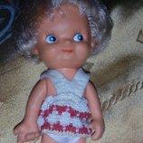 Кукла копытка, блондиночка