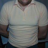 Фирменная тениска поло футболка бренд Marco Pecci s-m