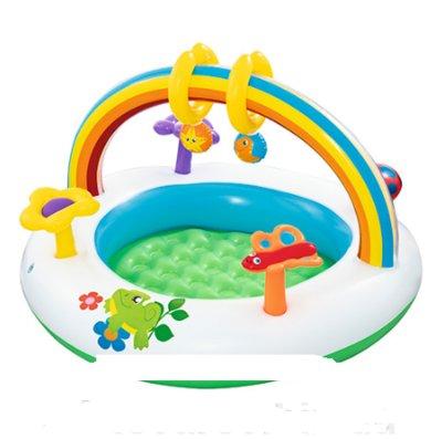 Детский надувной бассейн Bestway 52239