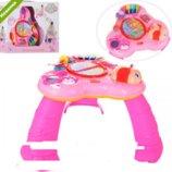 Детский игровой центр-столик с пианина WLTH8071J-P