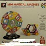 Магнитный конструктор Xinbida Magical Magnet 719 76 деталей