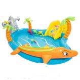 Детский надувной бассейн Bestway 53067, Морская жизнь