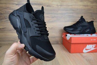 c33249c3 Кроссовки мужские сетка Nike Huarache black: 880 грн - мужские ...