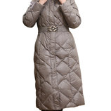 Женский фирменный пуховик DASER р.L 40