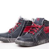 Ботинки для мальчика Clibee 36 р синий F570 син Ботинки для мальчика синег