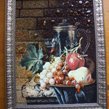 Натюрморт с фруктами с янтаря