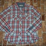 рубашка хб 13-14лет Нм большой выбор одежды 1-16лет