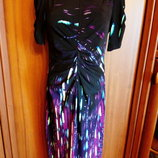 M&S платье 48 размер сукня 48 р платья 48 роз