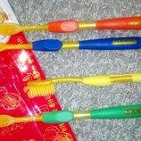 Бамбуковые зубные щётки. Набор из 4 шт.