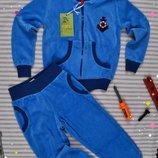 Спортивный костюм велюровый для мальчика