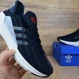 Кроссовки мужские Adidas Climacool blue/white