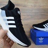 Кроссовки мужские Adidas Climacool black/white