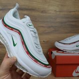 Кроссовки женские Nike Air Max 97 Undefeated white