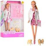 Кукла Defa Lucy Врач ветеринар 8346