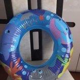 Надувной круг для плавания BESTWAY в открытых и закрытых водоемах