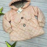 1. Демисезонная куртка 4-5 лет Очень нежная куртка, есть манжет можно носить раньше