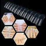 Распродажа Верхние формы -Двухсторонние - для наращивания ногтей