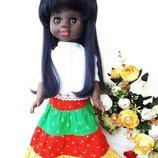 Кукла куколка мулатка негр Сонни Sonni Гдр Германия