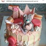 Детский торт на день рождения заказать Киев, детский торт Киев, торт на день рождение девочки Киев