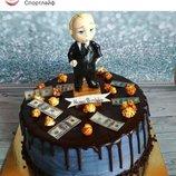 Детский торт на день рождения заказать Киев, торт мальчику заказать Киев