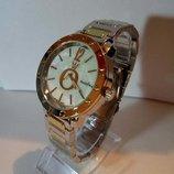 Часы Pandora Пандора Silver-Gold, модная стильная модель