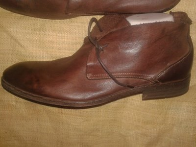 43р-29 см кожа ботинки Португалия