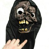 Крутая карнавальная маска на взрослого на хэллоуин