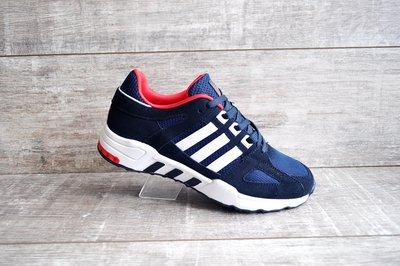 Мужские кроссовки Adidas Equipment Torsion синие 41-45