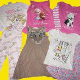 Пакет вещей на девочку 3-4года,рост 98-104 см,Mothercare