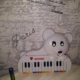 Музыкальное пианино Медвежонок Bontempi