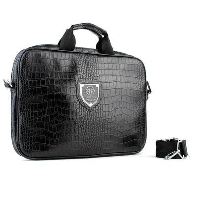 Портфель для документов Bussines Bag Philipp Plein Sir 13 Black