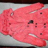 Теплая куртка - пальто