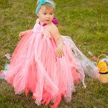 Прокат платья для фотосессии 1-3 года