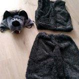 Маскарадные костюмы. Волк, собака, осьминог, кузнечик. Прокат. Киев.