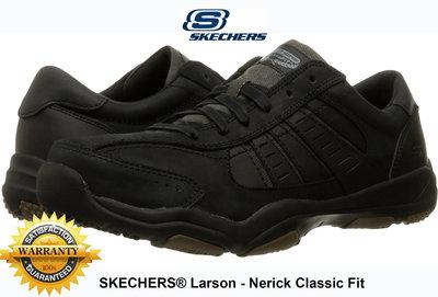 Кроссовки SKECHERS® Larson - Nerick Classic Fit original из USA 64833 BLK