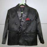 Нарядный пиджак мальчику Gorgeous collection, 4 года