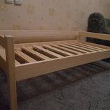 Деревянная кровать 80 160 Эконом