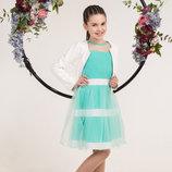 Стильный и нарядный комплект Милан на девочку Размеры 128 152