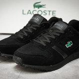 Кроссовки мужские Lacoste L.Ight Trf5, черные