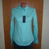 Рубашка женская длинный рукав Турция новая в наличии s m l xl