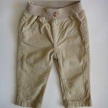 Льняные штаны George 0-3 мес, 56-62 см