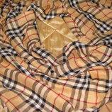 мягчайшая шаль платок Пашмина под Burberry 70Х185 идеал Hermes Chanel косынка