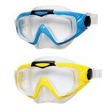 Детская маска для плавания Aqua Pro Mask Intex 55981 2 цвета, от 8 лет