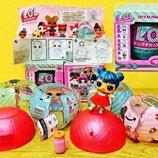 Кукла LOL Surprise з блістяшками великий шар