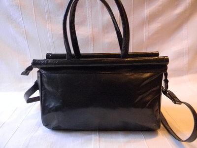 cfa6286cec07 Черная кожаная сумка Hand Made: 350 грн - сумки средних размеров в ...
