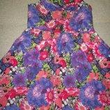 летнее платье George 3-4г
