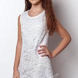 Нарядное платье Mevis для девочек 128-146